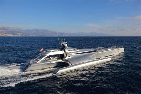 trimaran yacht design 2016 latitude yachts trimaran power boat for sale www