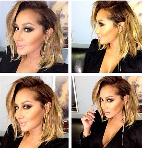adrienne bailon hair color 42 best adrienne bailon hair images on