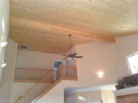 Shiplap Ceiling by King Construction King Construction Photos Shiplap Ceiling