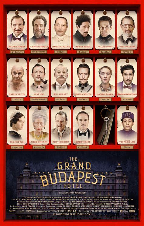film hotel recensione su grand budapest hotel 2014 di