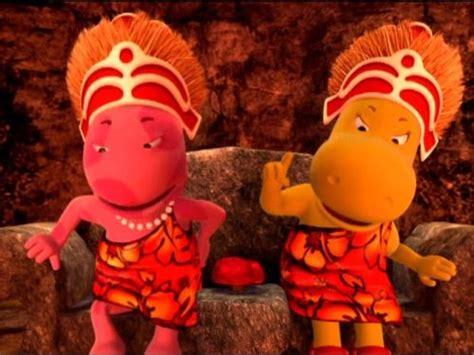 Backyardigans Hulu Quot The Backyardigans Quot The Legend Of The Volcano Tv