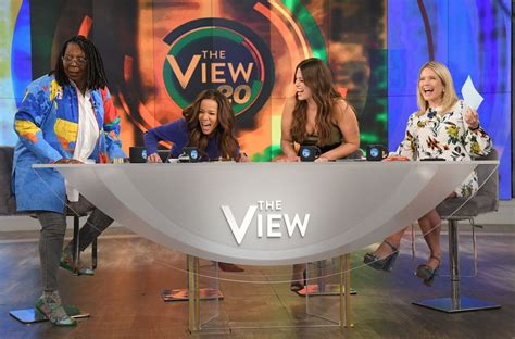 new show graham ashleygraham appears on the view tv show in