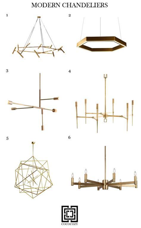 modern metal chandelier best 20 modern chandelier ideas on solid