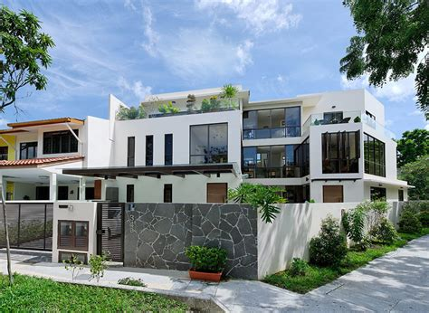 Home Design Companies In Singapore by Landed Interior Design Singapore