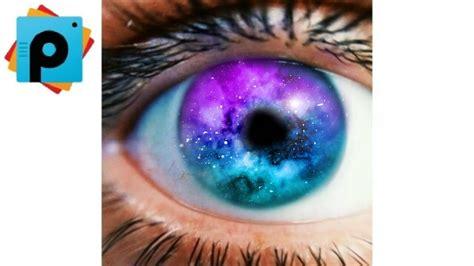 imagenes tumblr ojos como hacer tus ojos una galaxia edits tumblr youtube