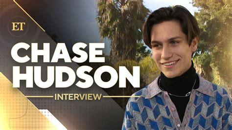 chase hudson spills cute details   relationship