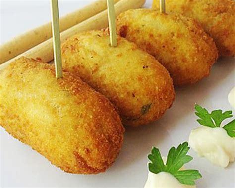 resep cara membuat donat kentang keju cara membuat resep kroket kentang keju ayam enak sederhana