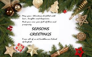 seasons greetings southbourne school of bournemouth