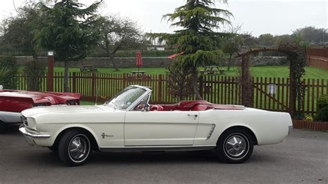 Wedding Car Bristol by American Ford Mustang Convertible Wedding Car Hire Bristol