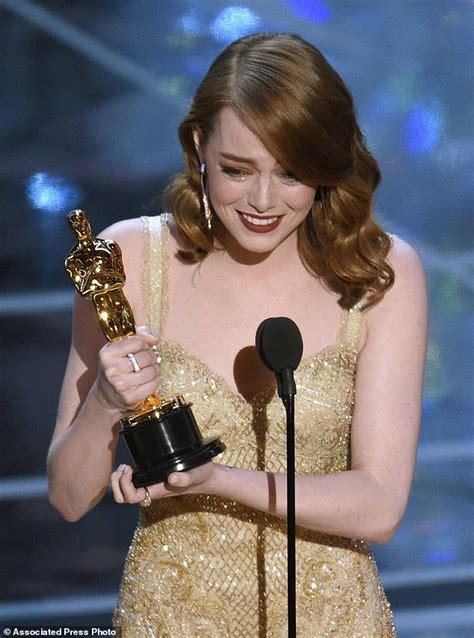 emma stone oscar movie emma stone wins best actress oscar for la la land
