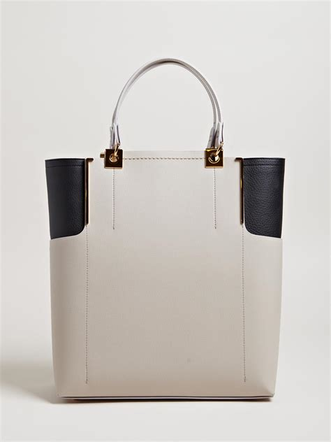 Fashion The Thing I Today Lanvin Bags Second City Style Fashion Second City Style 8 by Lanvin S Vertical Tote Bag Shopping S