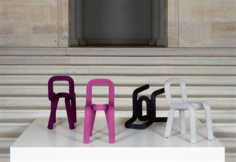 stuhl mit fett bold chair by moustache stylepark