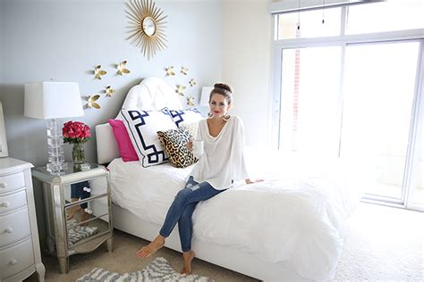 southern bedrooms bedroom reveal southern curls pearls bloglovin