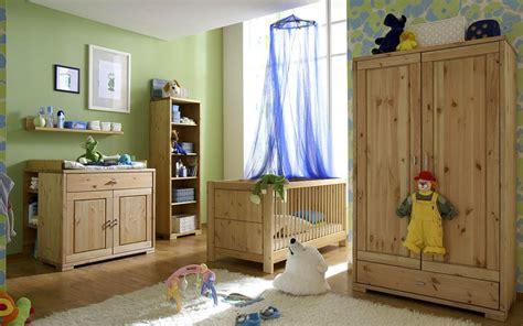 Kinderzimmer Junge Holz by Massivholz Babyzimmer Komplett 6teilig Kinderzimmer Kiefer