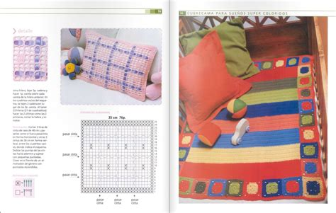 crochet pattern books in spanish crochetpedia crochet books online baby blankets mantas