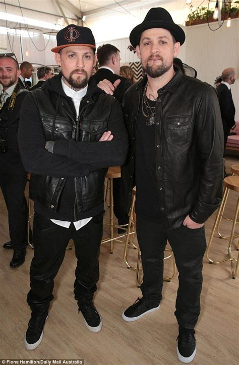 Joel Madden Impresses Richie With His Karate Kid Impression by 20 Best Harlow Madden Images On Richie