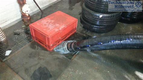 hochwasser wangen im allgäu thw ov 220 berlingen pumpeinsatz nach hochwasser in wangen