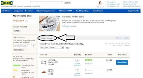 ikea printable shopping list ikea shopping tips to survive save money airtasker blog