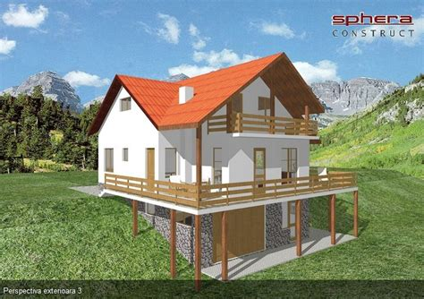 house on slope house plans for building on a slope