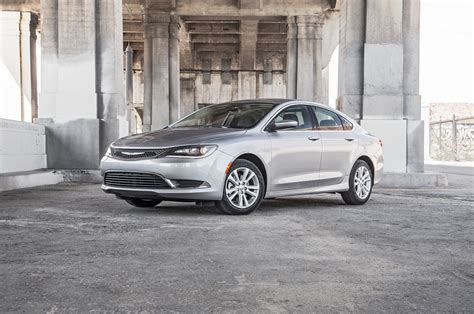 Chrysler 200 Msrp by 2015 Chrysler 200 Limited News Reviews Msrp Ratings