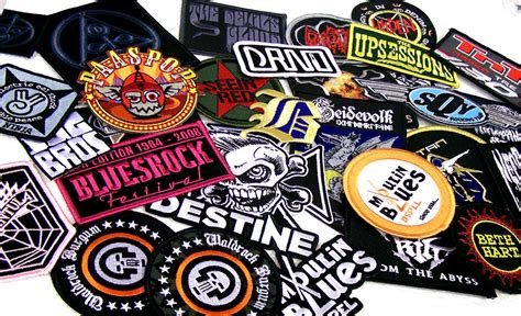 custom patches embroidered patches patchsuperstore patches embroidered woven and printed large back