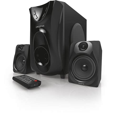 Audio Home Theater Polytron creative sbs e2400 2 1 speaker system taipei for computers