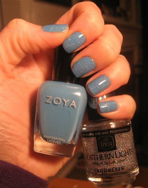 Northern Lights Hologram Top Coat by Inm Northern Lights Hologram Top Coat Reviews Photos