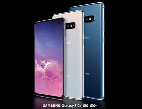 At T Samsung Galaxy S10 by How Much Is Samsung Galaxy S10 Plus
