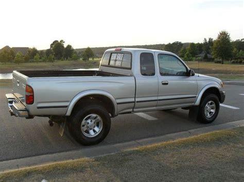 Buy Used Toyota Tacoma Buy Used 2000 Toyota Tacoma Xtracab Prerunner V6 In Conway