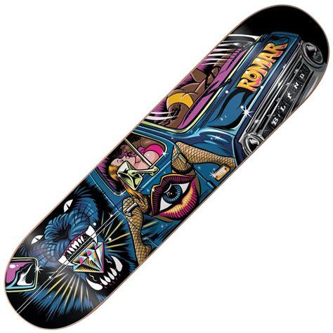 Blind Skateboard Blind Skateboards Romar This Decks A Rockin Skateboard