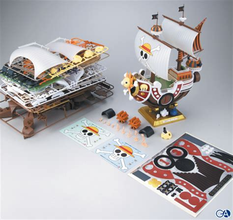 Thousand Papercraft - asociaci 243 n newtype thousand el nuevo barco de one
