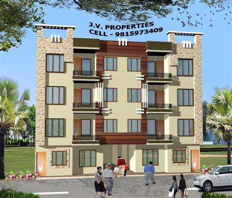 Mansion Floor Plans Free by 4 Storey Home Elevation Design Gharexpert