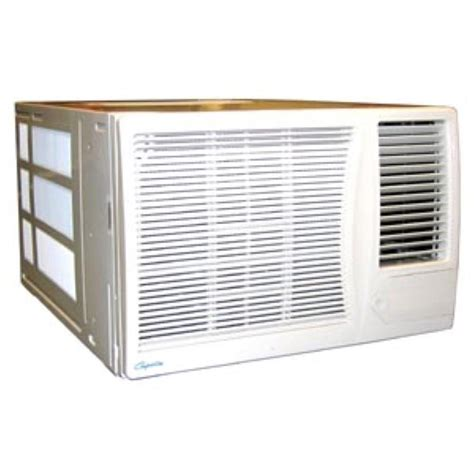 comfort heat and air btu window air conditioner with heat btu window air