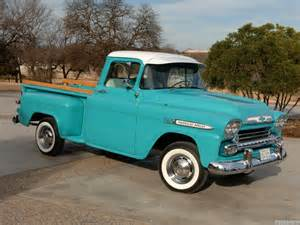 chevrolet apache 3100 1959 wallpaper 21496