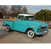 Parrilla Chevrolet Pick Up Apache 1955 1956 1957 Importada $ 8950