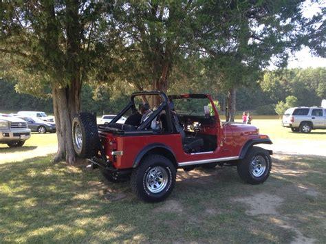 turquoise jeep cj 1982 amc cj 7 oem jeeps