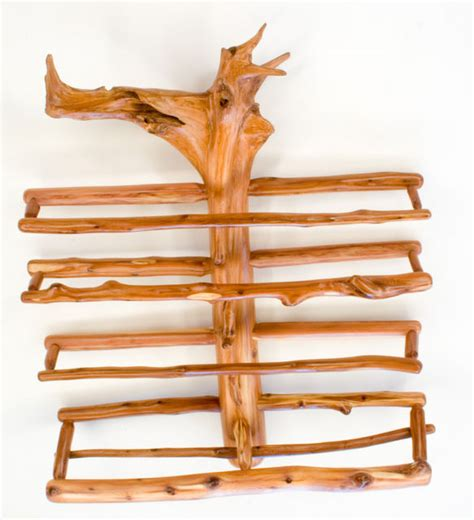 Mounted Spice Rack Woodloving Creations T E Davis