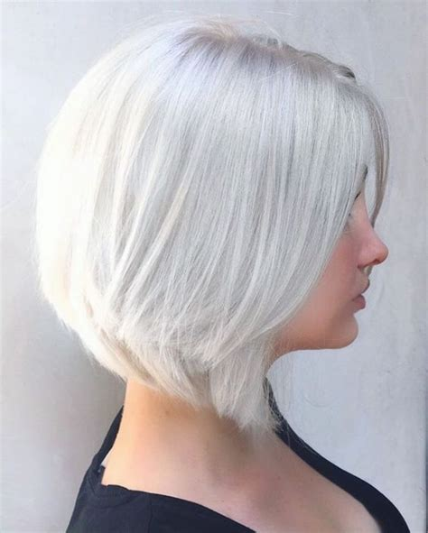 short silver blonde hair 20 beautiful and trendy icy blonde hair ideas styleoholic