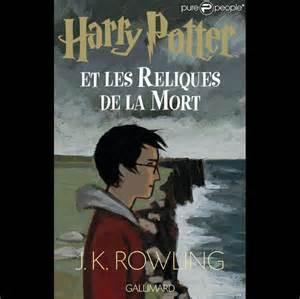 couverture du livre harry potter et les reliques de la