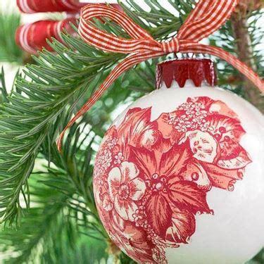 sti per candele fai da te decorazioni natalizie con il decoupage decoupage
