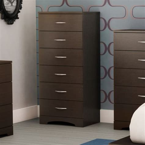 South Shore Soho 5 Drawer Chest Black by South Shore Soho 6 Drawer Chest Walmart Ca