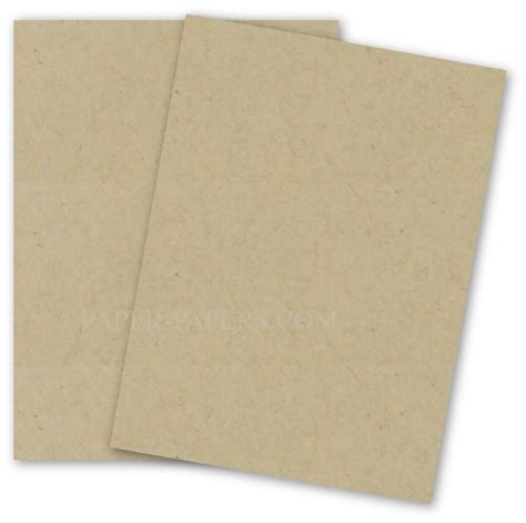 Card Paper Stock - speckletone oatmeal 8 5x11 card stock paper 80lb cover