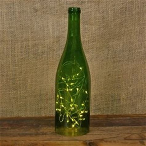 wine bottle battery operated lights wine bottle 24 battery operated warm white led