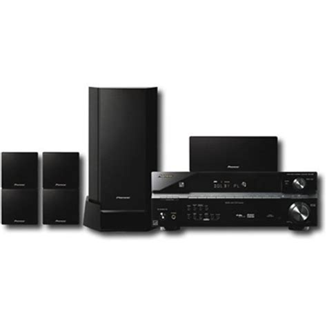 pioneer htp2920 5 1 surround sound home theater system