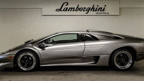 1999 Lamborghini Diablo Sv 1999 Lamborghini Diablo Sv Is Now For Sale Drivers Magazine