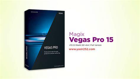 vegas pro scripting tutorial download vegas pro v15 0 0 x64 full version crack yasir252