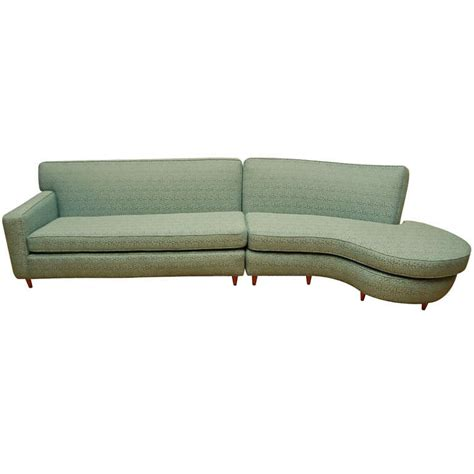 sectional form sectional sofa with free form end at 1stdibs