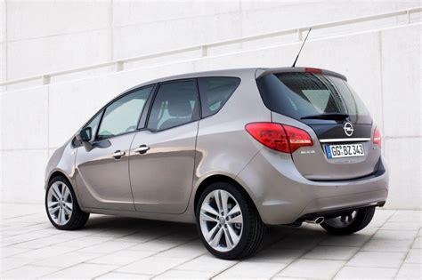Opel Meriva by Meriva All The Cars Tudo Sobre Todos 2004 174 2015