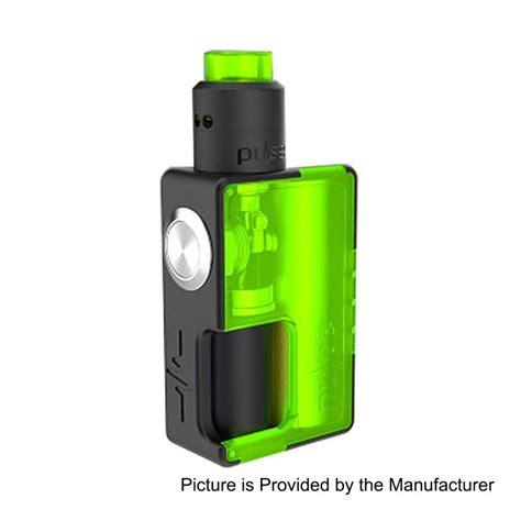 Pulse Squonk Pulse Skuong 1 authentic vandy vape pulse bf green squonk mod pulse 24 bf rda kit
