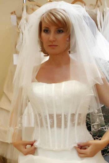 Brautfrisur Mit Kurzen Haaren by Brautfrisuren F 252 R Kurze Haare Hochzeitsportal24